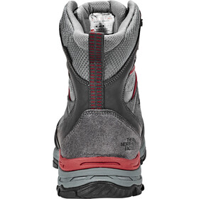 The North Face Hedgehog Trek GTX Shoes Herre dark shadow grey/rudy red